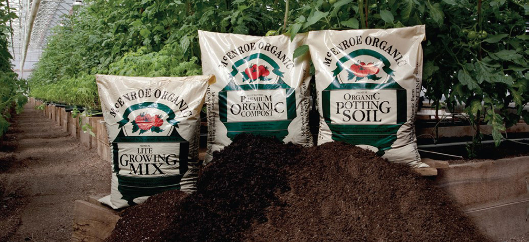 Our Compost is Converted from Food Scraps, Leaves, and Manures
