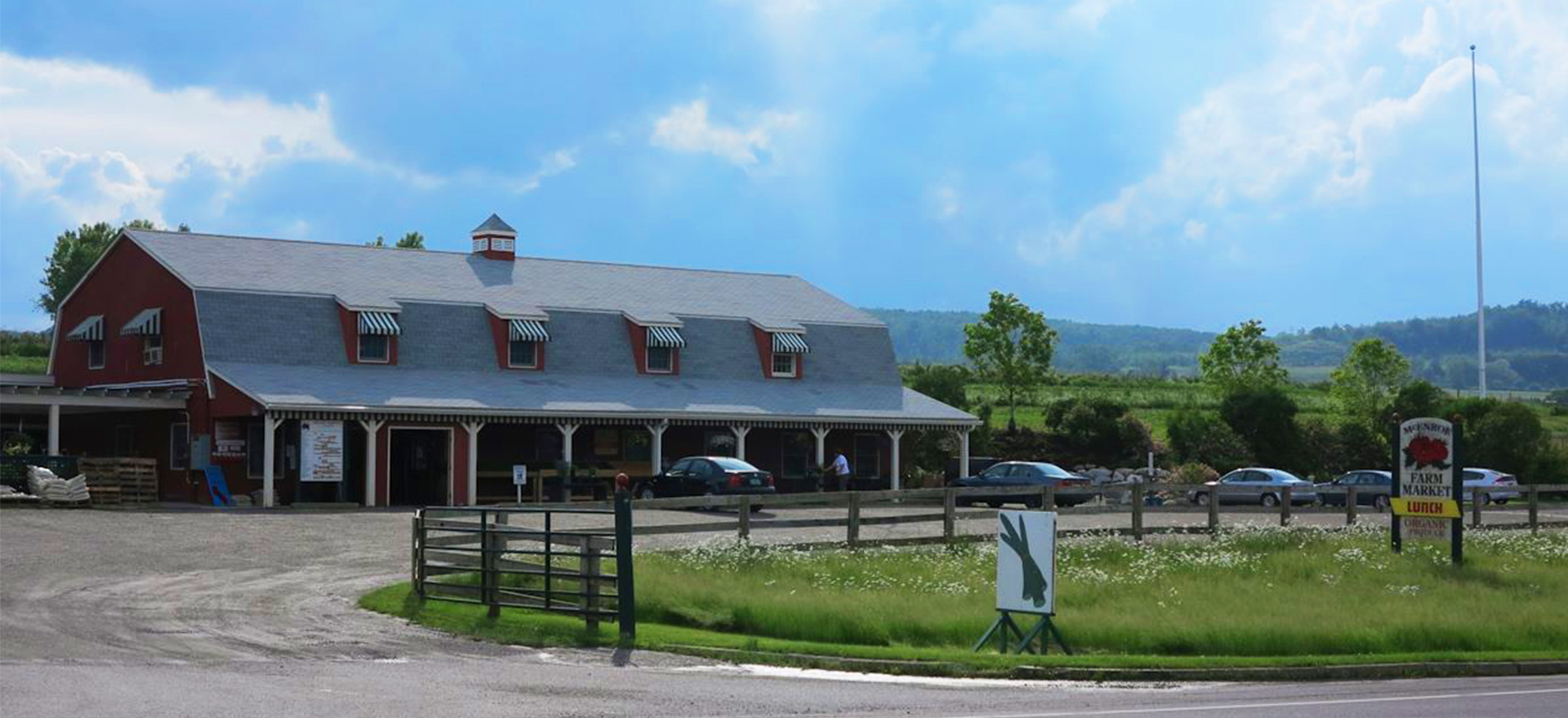 McEnroe Market is Located on 5409 Route 22 in Millerton, New York